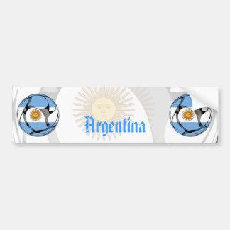 Argentinien #1 autoaufkleber