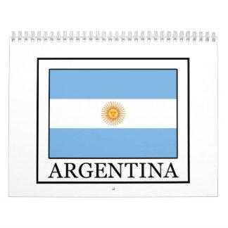 Argentinien Abreißkalender