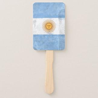 Argentinien Fächer