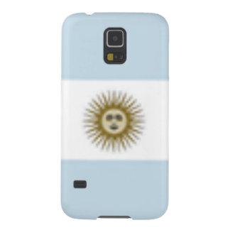 Argentinien-Flagge Galaxy S5 Hüllen