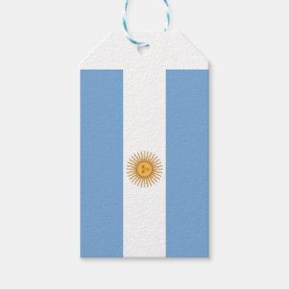 Argentinien Geschenkanhänger