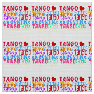 Argentinien-Tango Stoff