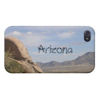 Arizona-Landschaft/Tucson iPhone 4 Hülle