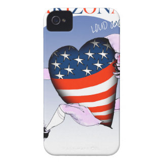 Arizona laute und stolz, tony fernandes iPhone 4 Case-Mate hülle