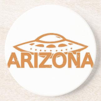 Arizona UFO Sandstein Untersetzer