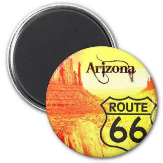 Arizona-Weg 66 Magnets