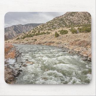 Arkansas River in Colorado Mousepad