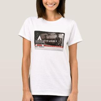 Arkham Stadt-Verkehrs-Durchlauf T-Shirt