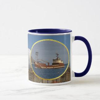 Arktische Dame, Krabben-Boot im niederländischen Tasse