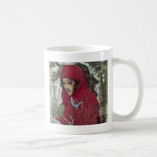 Arllaw, die Schreibens-Hexe Tasse