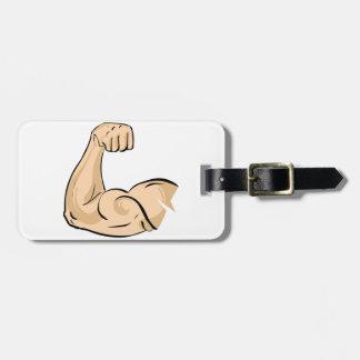 Arm-Muskel-Gepäckanhänger Kofferanhänger