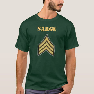 Armee-Sergeant Shirt