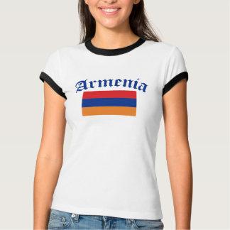 Armenien-Flagge T-Shirt