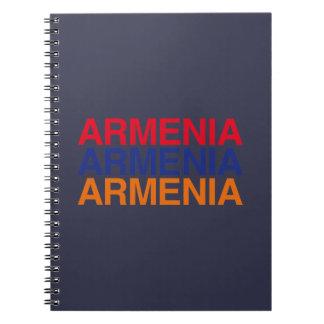 ARMENIEN NOTIZBLOCK