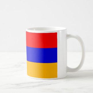 Armenien-Staatsflagge Tasse