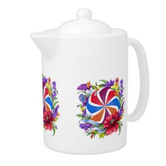 Armenische Ewigkeitszeichen Medium-Teekanne
