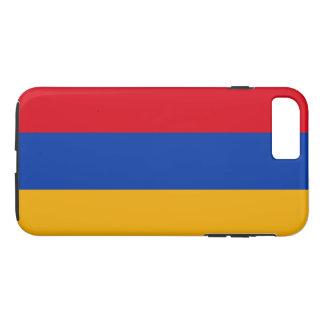 Armenische Flagge iPhone 7 Plus Hülle