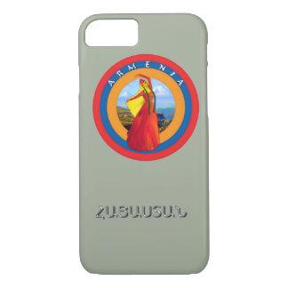 Armenische iPhone 7 Abdeckung iPhone 7 Hülle