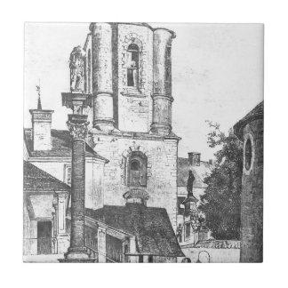 Armenische Kathedrale bis Januar Matejko Fliese
