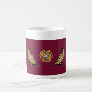 Armenische Logo-Tasse Tasse