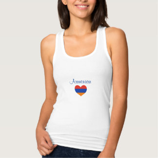 Armenische Sitzarmenian-Prinzessin des Tanktop