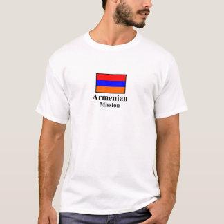 Armenischer Auftrag-T - Shirt