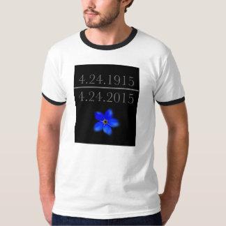 Armenischer Genozid vergessen mich nicht T-Shirt