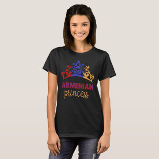 Armenischer nationale Flaggen-T - Shirt