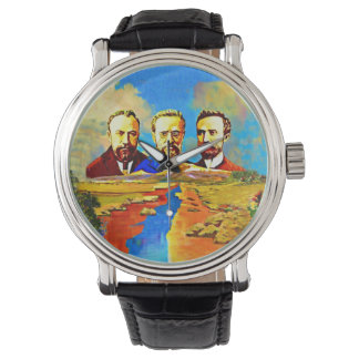 Armenisches ARF Uhr ՀՅԴ