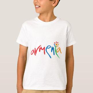 Armenisches offizielles Logo T-Shirt