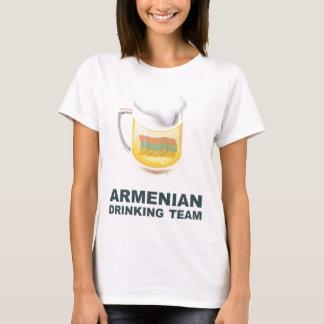 Armenisches trinkendes Team T-Shirt