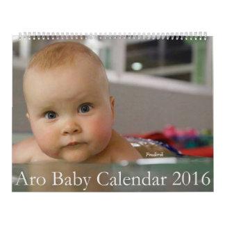 Aro Baby-Kalender 2016 Kalender