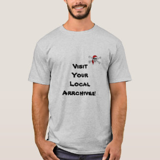 Arrchival Hintern! T-Shirt