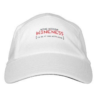 Art: Strick-Leistungs-Hut DER Leistungshut wir Headsweats Kappe