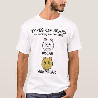 ARTEN DER BÄREN T-Shirt