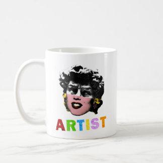 Artist Tasse