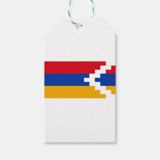 Artsakh (das Bergkarabach) Flagge Geschenkanhänger