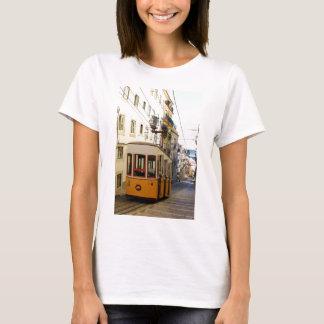 Ascensor des Kanals, des Lissabons, des Portugals, T-Shirt