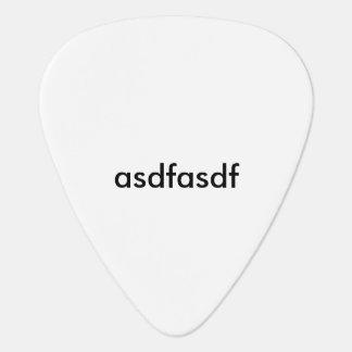 asdfasdf Gitarren-Pick