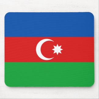 Aserbaidschan-Flagge Mousepad