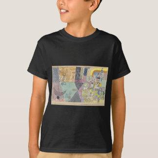 Asiatische Entertainer durch Paul Klee T-Shirt