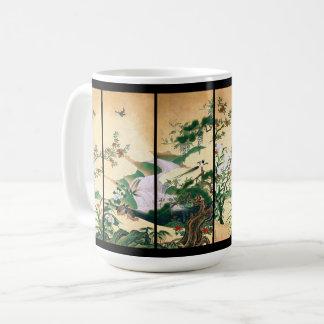 Asiatische Kaffeetasse