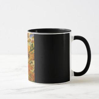 Asiatische Kunst-Tasse Tasse