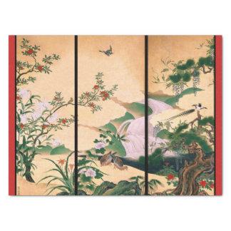 Asiatische Seidenpapier