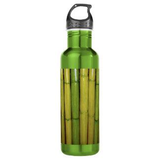 Asiatischer grüner Bambus des Zen-| pirscht Trinkflasche