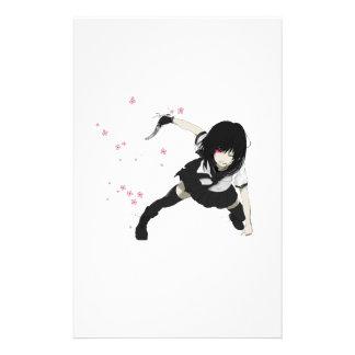assassin_girl_fnsh briefpapier