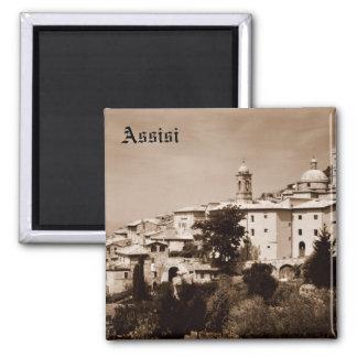 Assisi Quadratischer Magnet