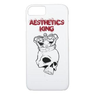Ästhetik-König iPhone 7 Abdeckung iPhone 8/7 Hülle
