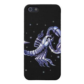 Astrologie-Skorpion iPhone 4 Speck-Kasten iPhone 5 Hülle