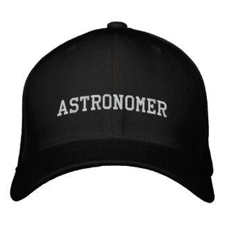 Astronom Bestickte Kappe